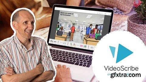 VideoScribe Advanced Training:Mastering Whiteboard Animation