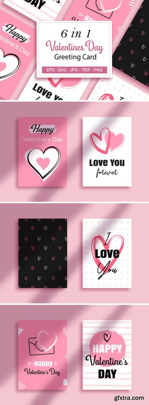 Valentine\'s Day Greeting Cards 2 7857600