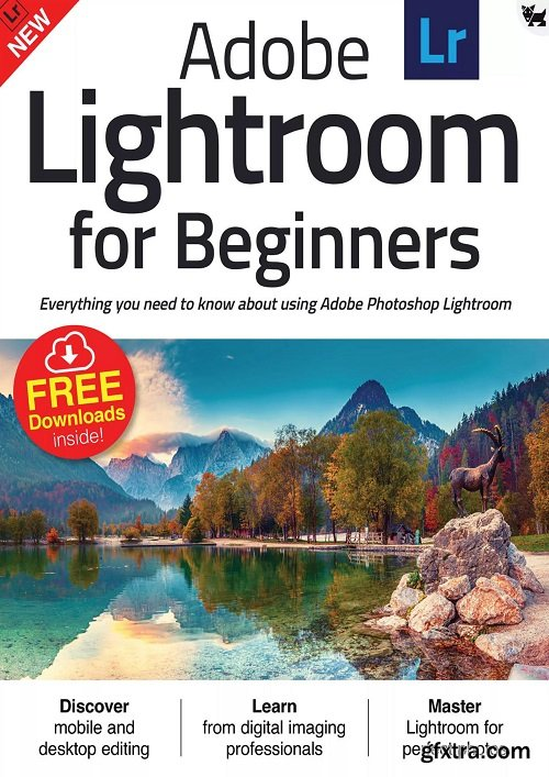 Adobe Lightroom For Beginners - Volume 22, 2021