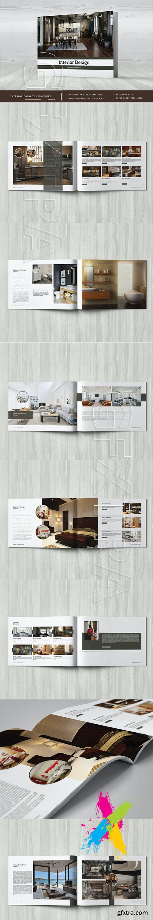 Interior Catalogue / Brochure