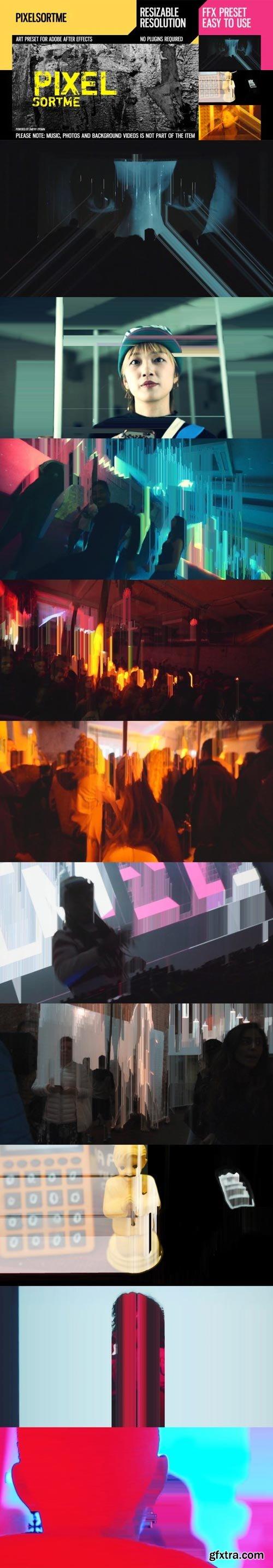 Videohive - PixelSortMe - 24717711