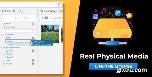 CodeCanyon - WordPress Real Physical Media v1.3.11 - Physical Media Folders & SEO Rewrites - 23104206 - NULLED