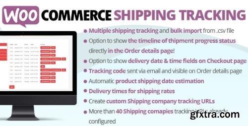 CodeCanyon - WooCommerce Shipping Tracking v27.6 - 11363158 - NULLED