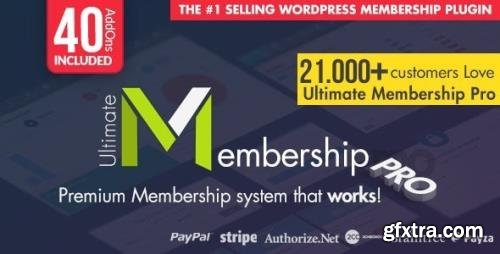 CodeCanyon - Ultimate Membership Pro v9.4.4 - WordPress Membership Plugin - 12159253 - NULLED