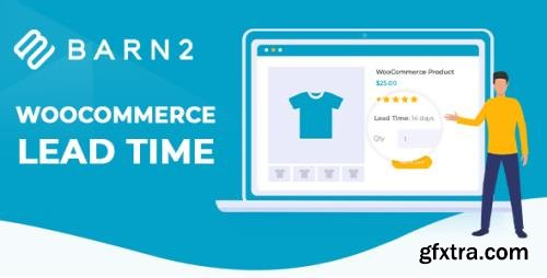 Barn2 - WooCommerce Lead Time v1.5.2 - NULLED