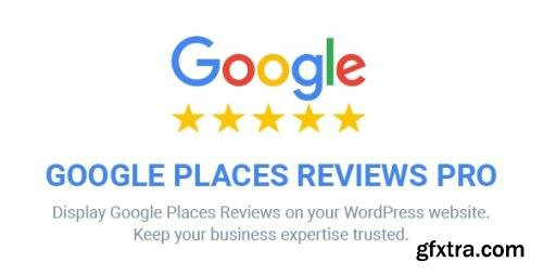 CodeCanyon - Google Places Reviews Pro v2.4.1 - WordPress Plugin - 20255659