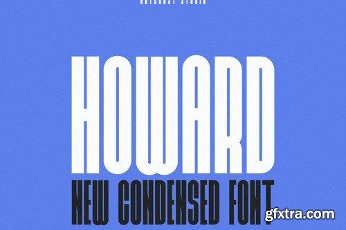 Howard - Ultra Condensed