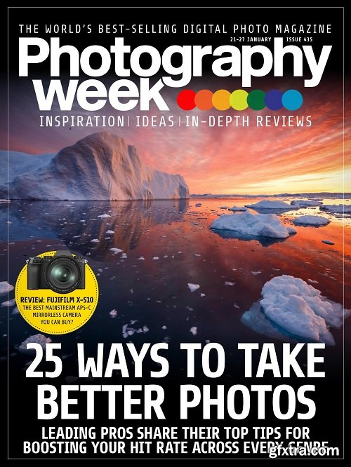 Photography Week - January 21, 2021