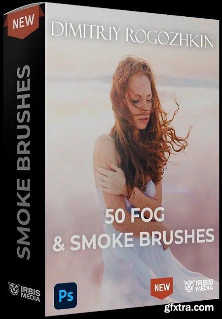 Dmitry Rogozhkin - 50 Fog & Smoke Brushes