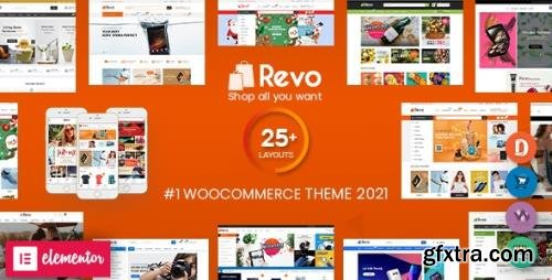 ThemeForest - Revo v3.9.12 - Multipurpose Elementor WooCommerce WordPress Theme (25+ Homepages & 5+ Mobile Layouts) - 18276186 - NULLED