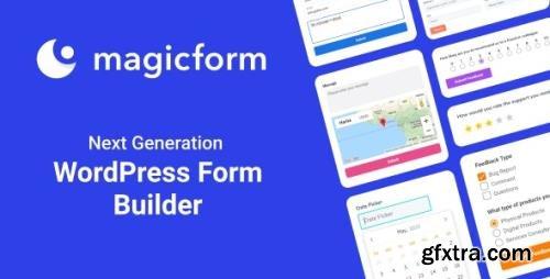 CodeCanyon - MagicForm v1.5.3 - WordPress Form Builder - 26795741 - NULLED