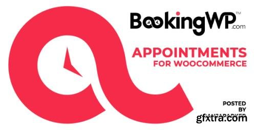 BookingWP - WooCommerce Appointments v4.11.1 - WordPress Appointment Booking Plugin