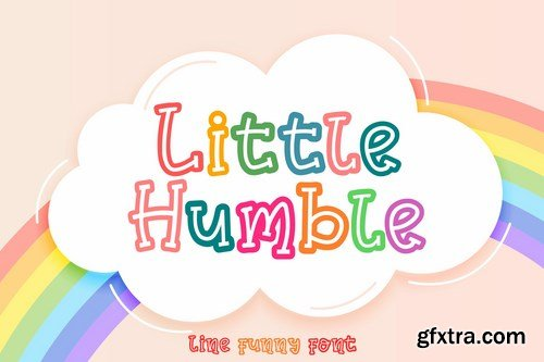 Little Humble Font