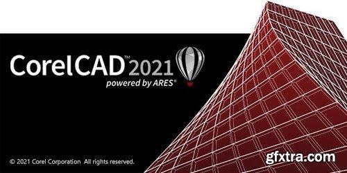 CorelCAD 2021.0 Build 21.0.1.1031 Multilingual Portable