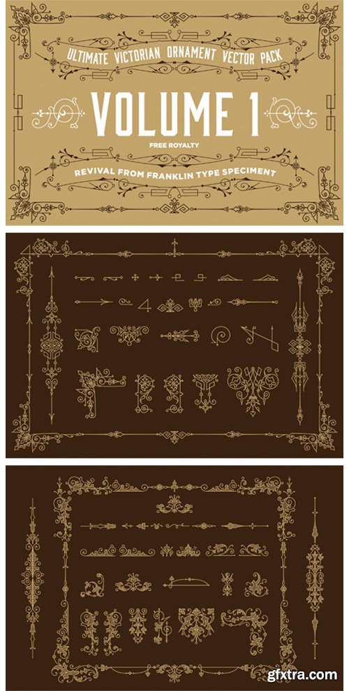The Ultimate Victorian Ornament 7777928