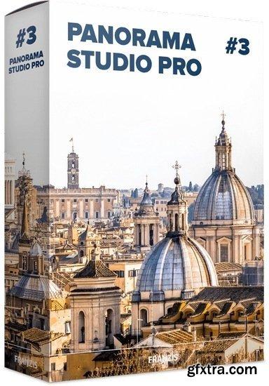PanoramaStudio Pro 3.5.7.327 Portable