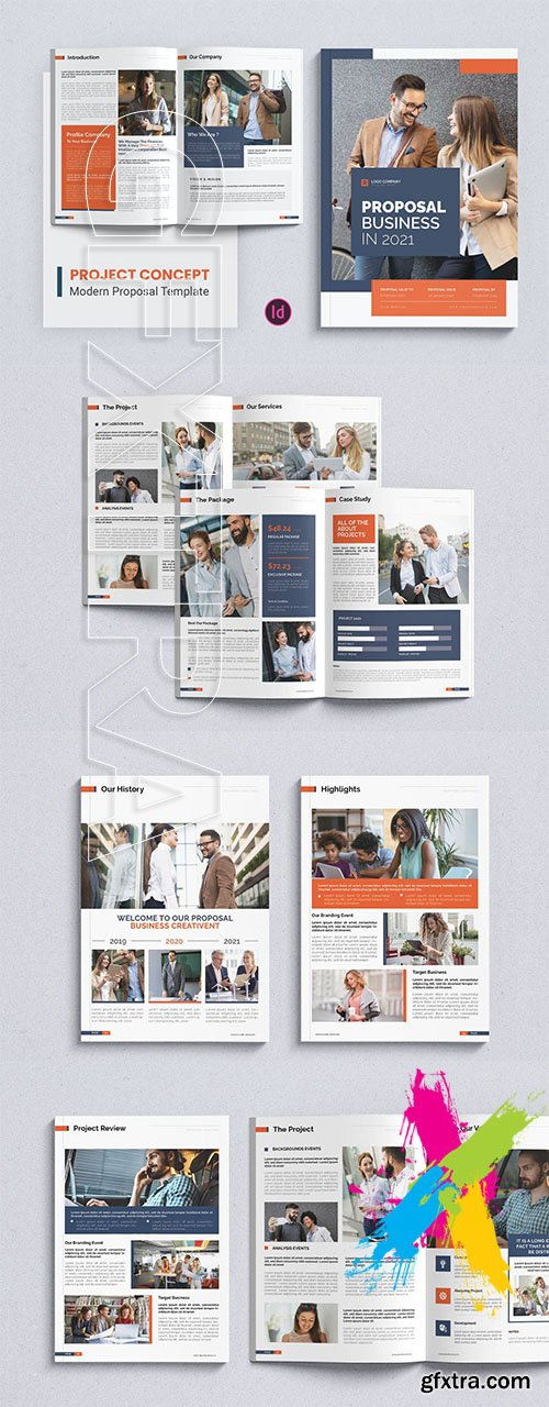 Project Concept – Proposal Template