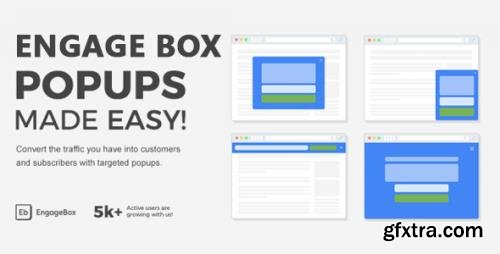 Tassos - Engage Box v4.1.3 - Best Joomla Popup and Leads Generation Extension