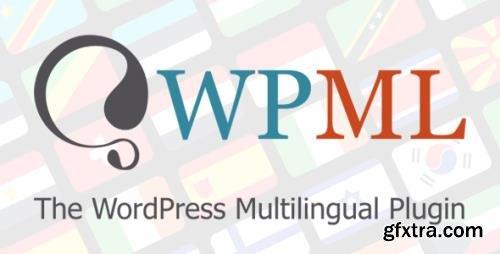WPML v4.4.9 - WordPress Multilingual Plugin - NULLED + Add-Ons
