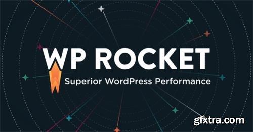 WP Rocket v3.8.3 - Cache Plugin for WordPress - NULLED