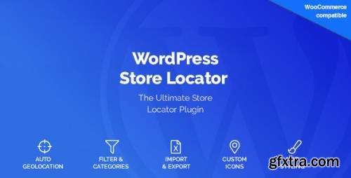 CodeCanyon - WordPress Store Locator v2.0.9 - 15762057