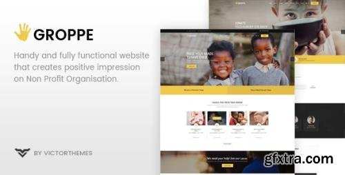 ThemeForest - Groppe v2.7.1 - Nonprofit WordPress Theme - 20351940