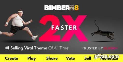 ThemeForest - Bimber v8.6.3 - Viral Magazine WordPress Theme - 14493994 - NULLED