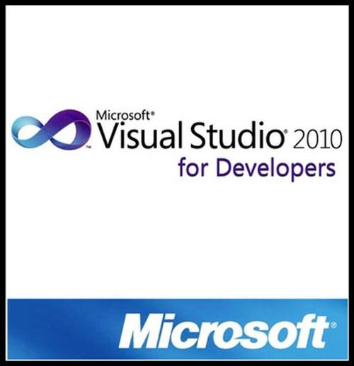 Oreilly - Visual Studio 2010 for Developers - 01201000006VP