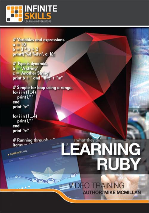 Oreilly - Learning Ruby - 9781771370806