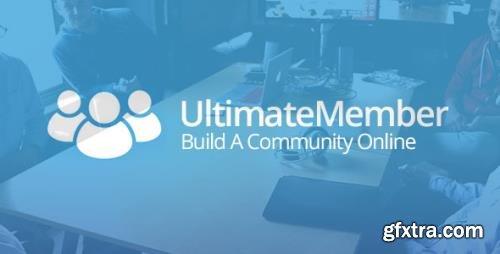 Ultimate Member v2.1.15 - User Profile Membership Plugin for WordPress + Extensions - NULLED