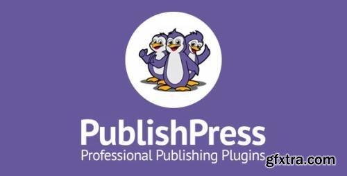PublishPress Pro v3.1.0 - Improve Your WordPress Publishing + PublishPress Plugins