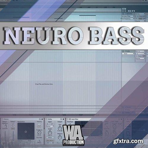 WA Production Making Neuro Bass In Ableton