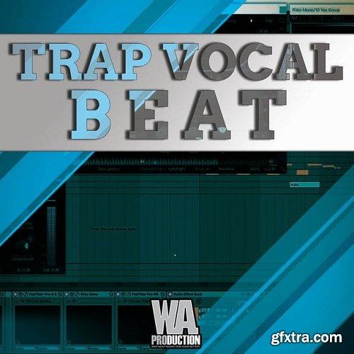 WA Production Spanish Vocal Trap Beat Gothrough