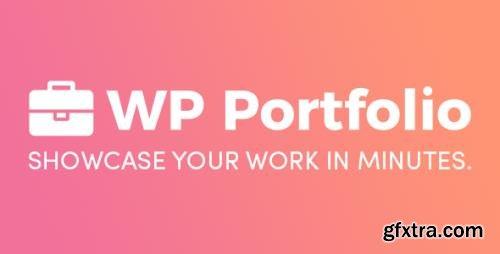 WP Portfolio v1.11.3 - Most Advanced WordPress Portfolio Plugin - NULLED