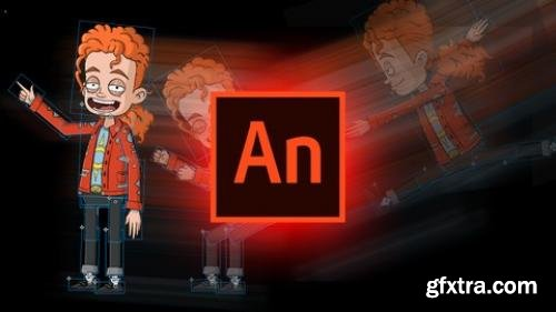 Rigging and Animating in Adobe Animate