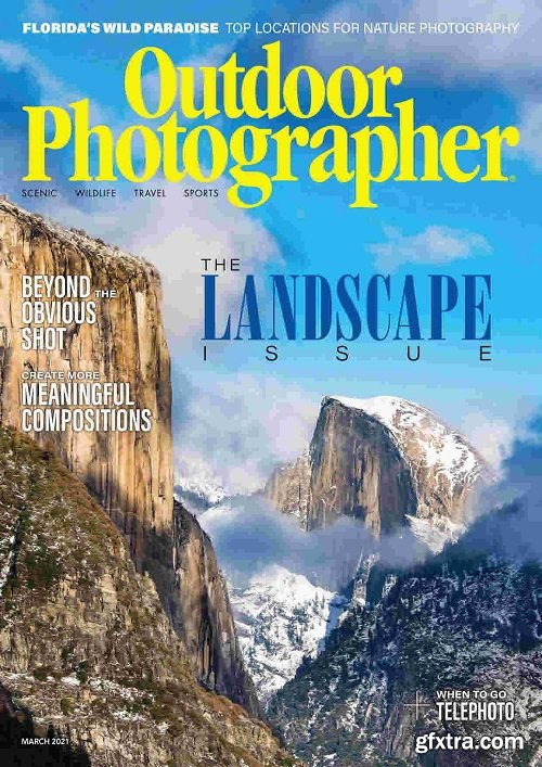 Outdoor Photographer - March 2021