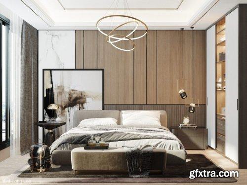 Modern Style Bedroom 598