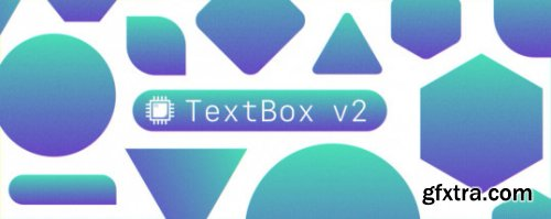 TextBox 2 v1.2.1 for After Effects (Win/Mac)