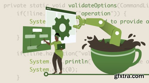 Lynda - Gradle for Java-Based Applications and Libraries