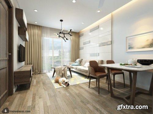 Apartment Scene 11