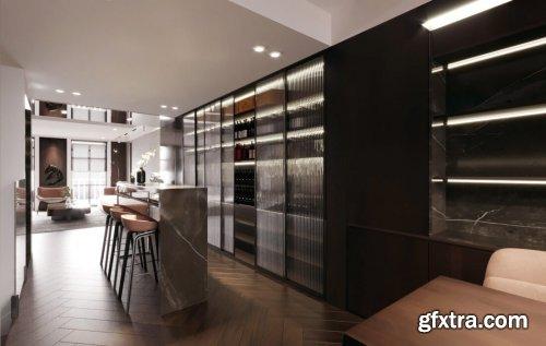 Kitchen – Livingroom 20