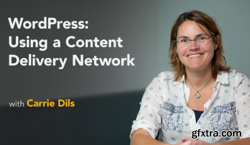 Lynda - WordPress: Using a Content Delivery Network