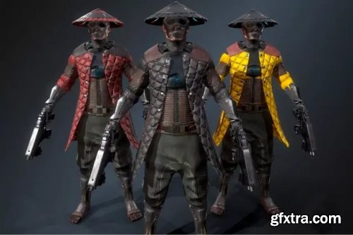 Cyber Samurai 2