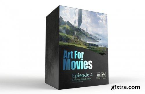 Gumroad – Art For Movies - Episode 4 Fantasy Landscape