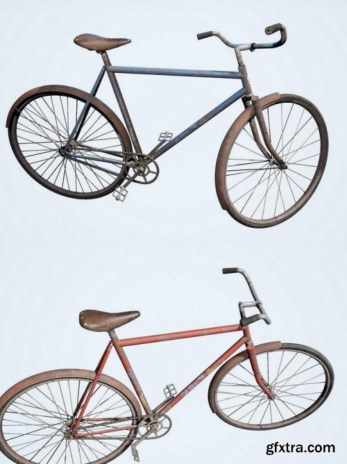 OId Bicycle