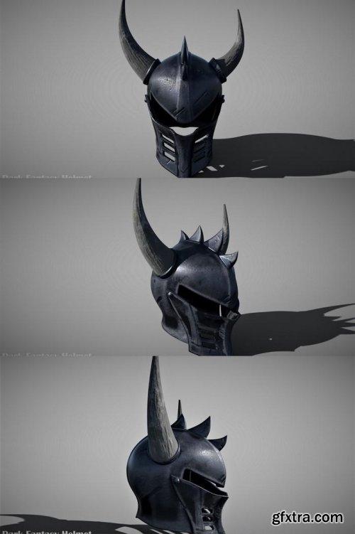 Dark Fantasy Helmet