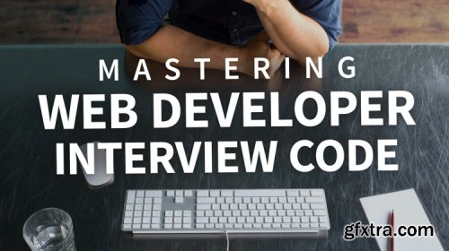 Lynda - Mastering Web Developer Interview Code (Update)