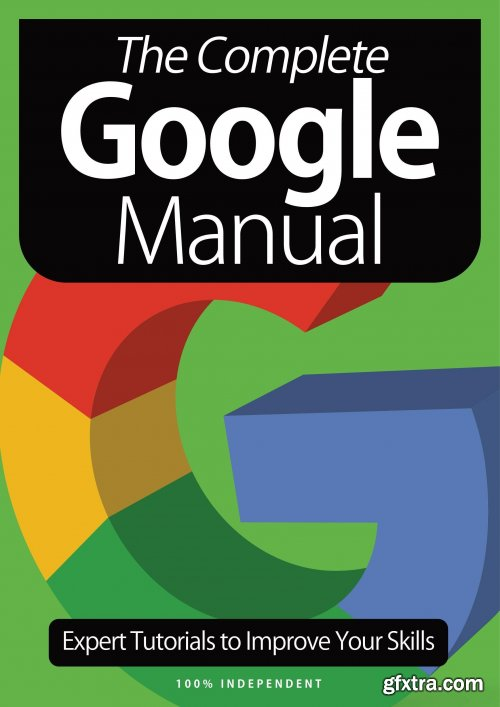 The Complete Google Manual - 8th Edition 2021 (True PDF)
