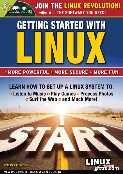 Linux Magazine Special Editions - Guide to Linux , Issue 39, 2020