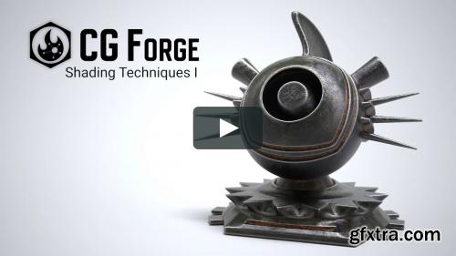 Cgforge - Shading Techniques 1-3